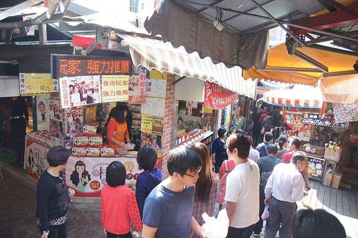 老街桂花巷